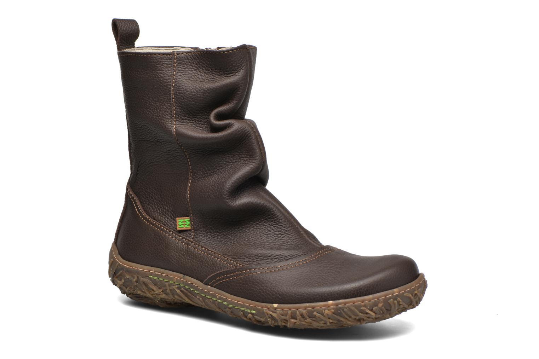 Zapatos de mujer baratos zapatos de mujer Ella  El Naturalista Nido Ella mujer N722 (Marrón) - Botines  en Más cómodo f85a8f