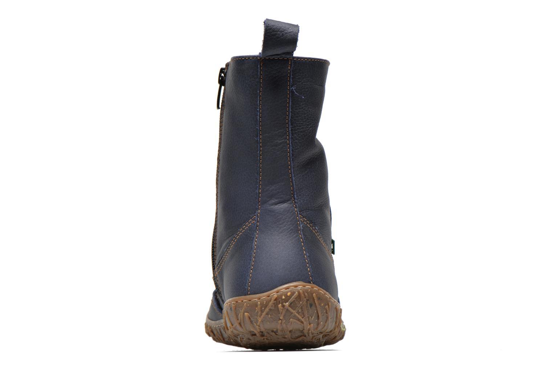 Stiefeletten & Boots El Naturalista Nido Ella N722 blau ansicht von rechts