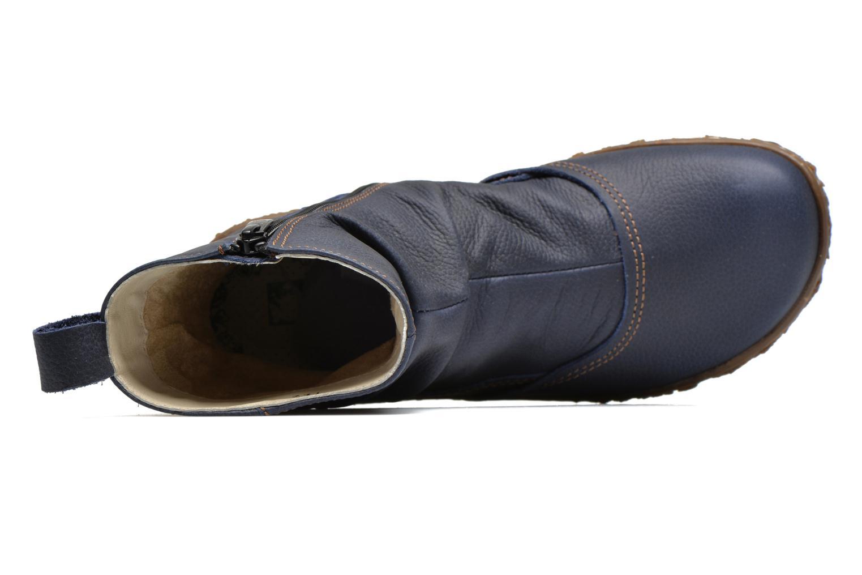 Stiefeletten & Boots El Naturalista Nido Ella N722 blau ansicht von links