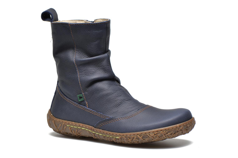 Stiefeletten & Boots El Naturalista Nido Ella N722 blau detaillierte ansicht/modell