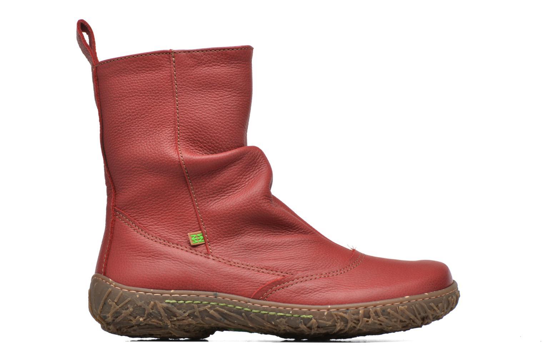 Bottines et boots El Naturalista Nido Ella N722 Rouge vue derrière
