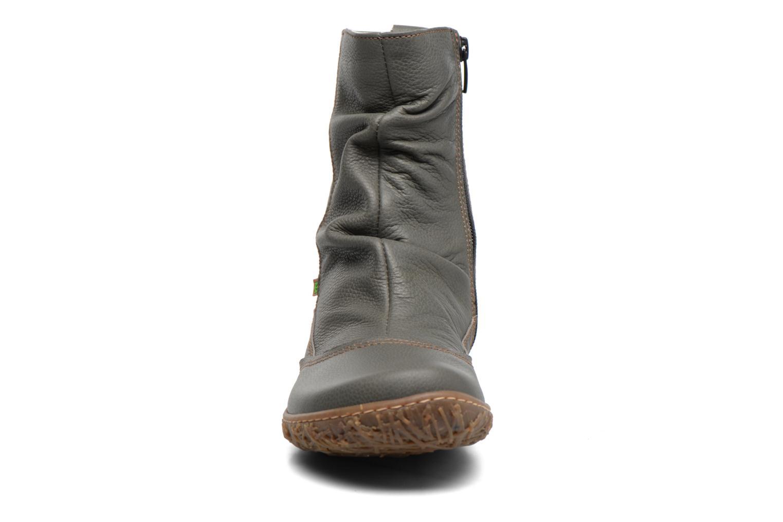 Ankle boots El Naturalista Nido Ella N722 Grey model view