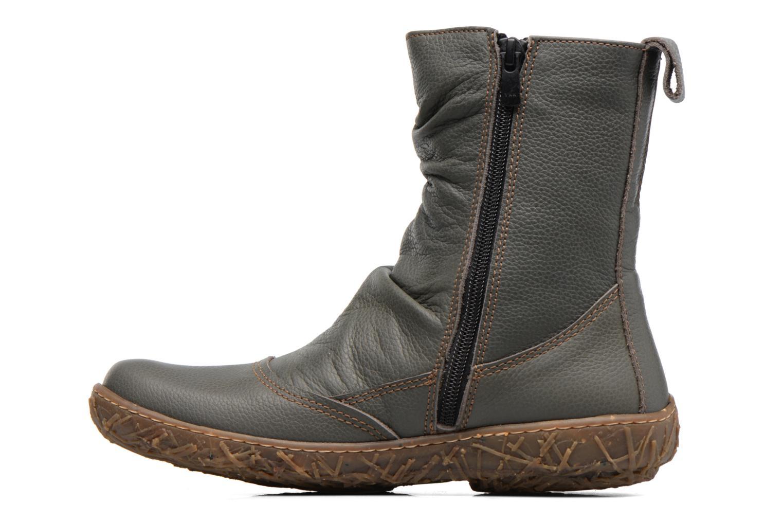 Bottines et boots El Naturalista Nido Ella N722 Gris vue face