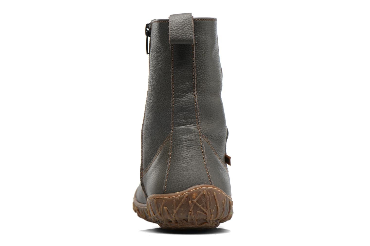 Ankle boots El Naturalista Nido Ella N722 Grey view from the right
