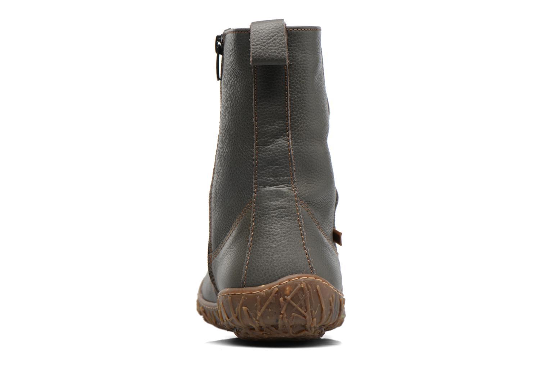 Bottines et boots El Naturalista Nido Ella N722 Gris vue droite