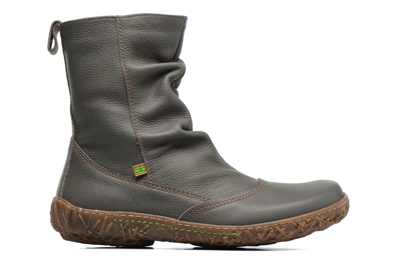 Ankle boots El Naturalista Nido Ella N722 Grey back view