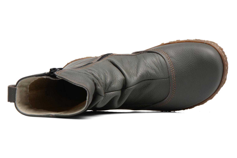 Bottines et boots El Naturalista Nido Ella N722 Gris vue gauche