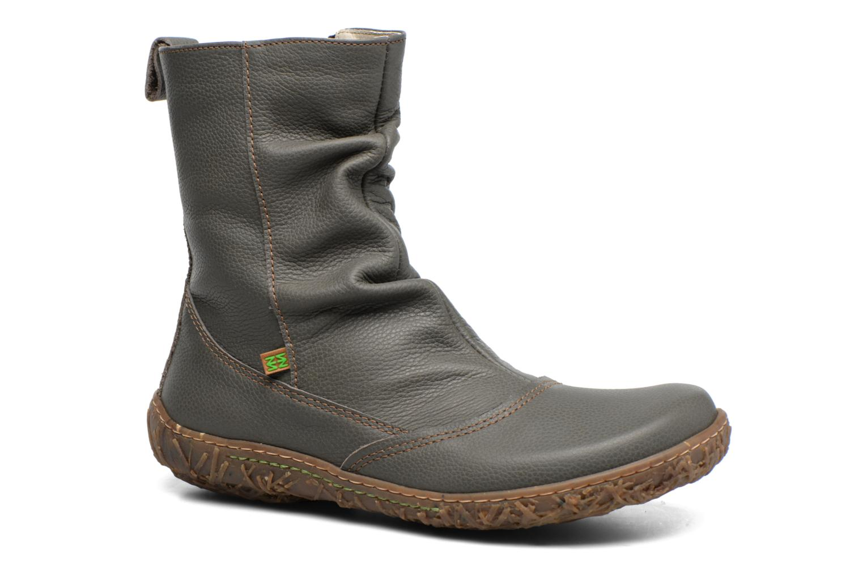 Ankle boots El Naturalista Nido Ella N722 Grey detailed view/ Pair view