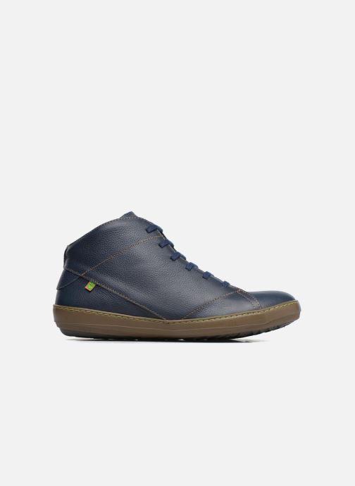Chaussures à lacets El Naturalista Meteo N212 Bleu vue derrière