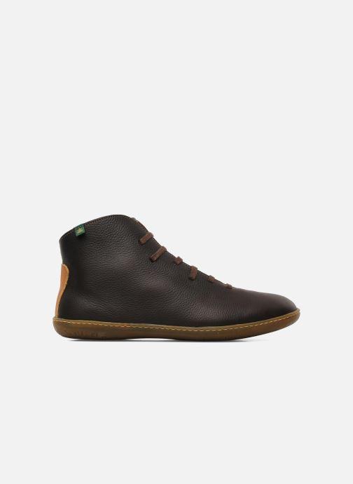 Zapatos con cordones El Naturalista Viajero N267 M Marrón vistra trasera