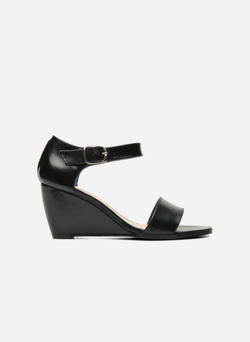 Sandales et nu-pieds Jonak Direct Noir vue derrière