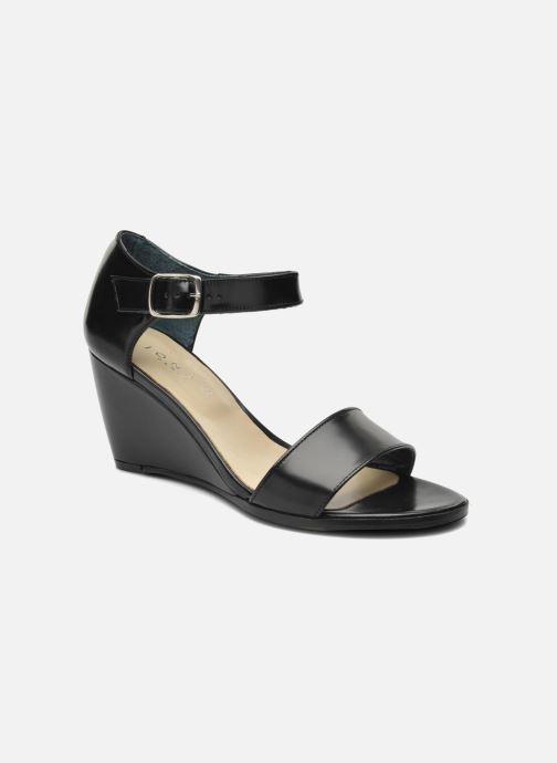 Sandales et nu-pieds Jonak Direct Noir vue détail/paire