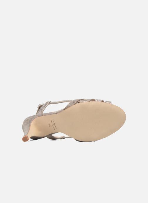 Jonak Andes (Argent) Sandales et nu pieds chez Sarenza