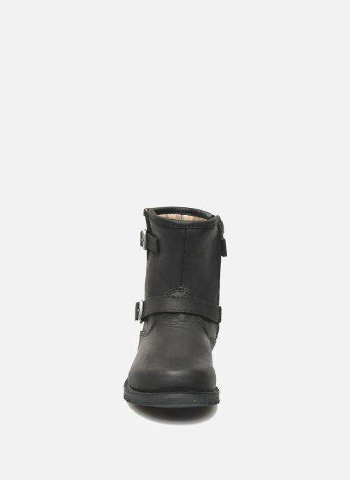 Stiefeletten & Boots UGG Harwell schwarz schuhe getragen