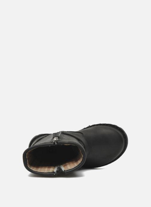 Bottines et boots UGG Harwell Noir vue gauche