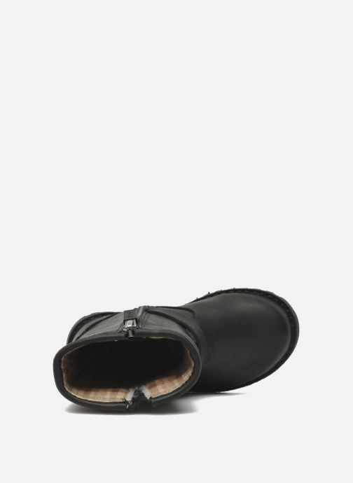 Ankle boots UGG Harwell Black view from the left