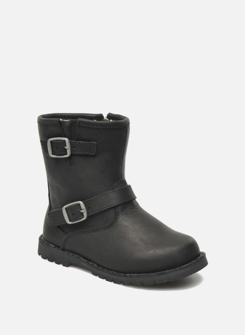 Ankle boots UGG Harwell Black detailed view/ Pair view