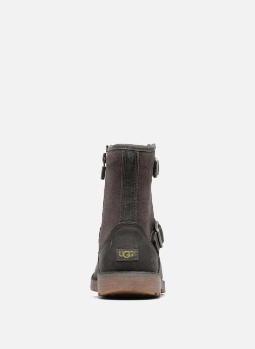 Ankle boots UGG Harwell Grey view from the right