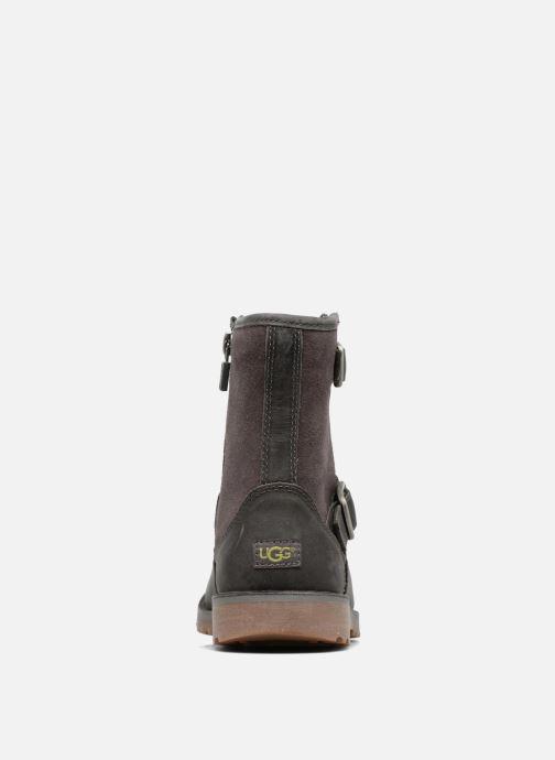 Stiefeletten & Boots UGG Harwell grau ansicht von rechts