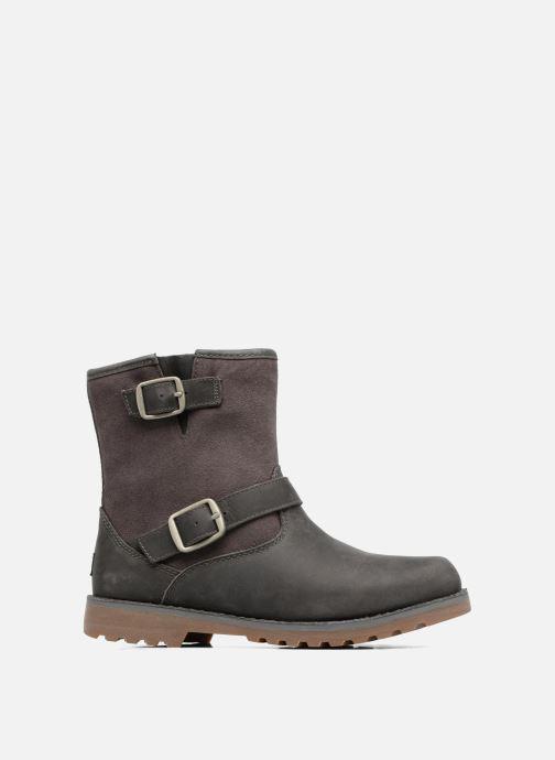 Stiefeletten & Boots UGG Harwell grau ansicht von hinten