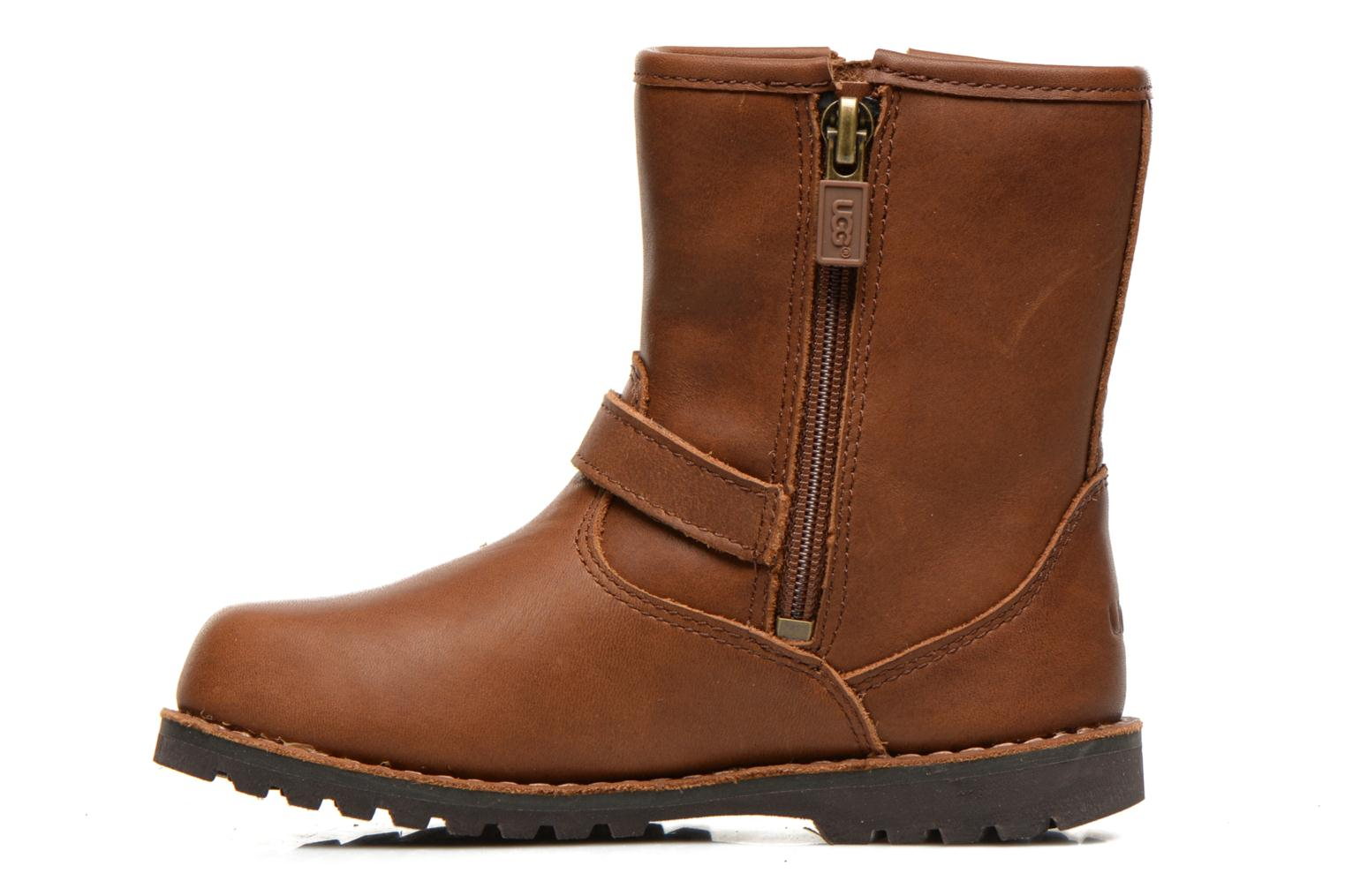 Bottines et boots UGG Harwell Marron vue face