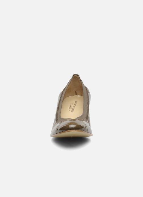 High heels Elizabeth Stuart NEMO 348 Brown model view