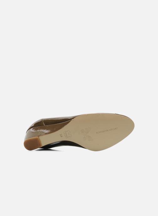 High heels Elizabeth Stuart NEMO 348 Brown view from above