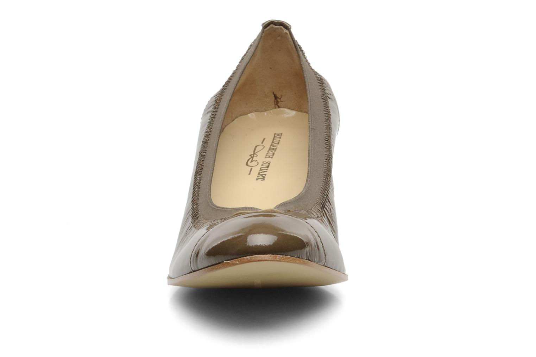 Escarpins Elizabeth Stuart NEMO 348 Marron vue portées chaussures