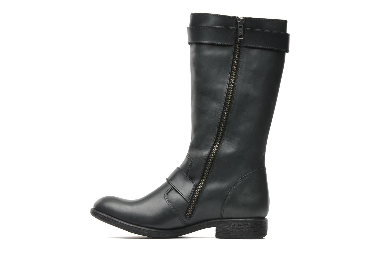 Bottines et boots Buggy Farway Noir vue face