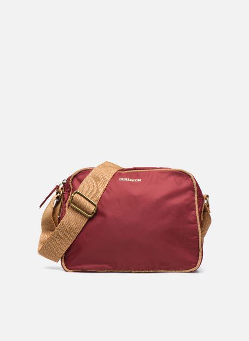 Handtaschen Bensimon Small Besace weinrot detaillierte ansicht/modell