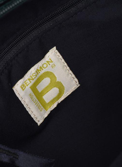 Borse Bensimon Small Besace Verde immagine posteriore