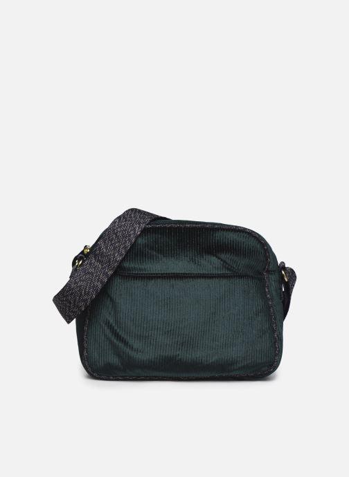 Bolsos de mano Bensimon Small Besace Verde vista de detalle / par