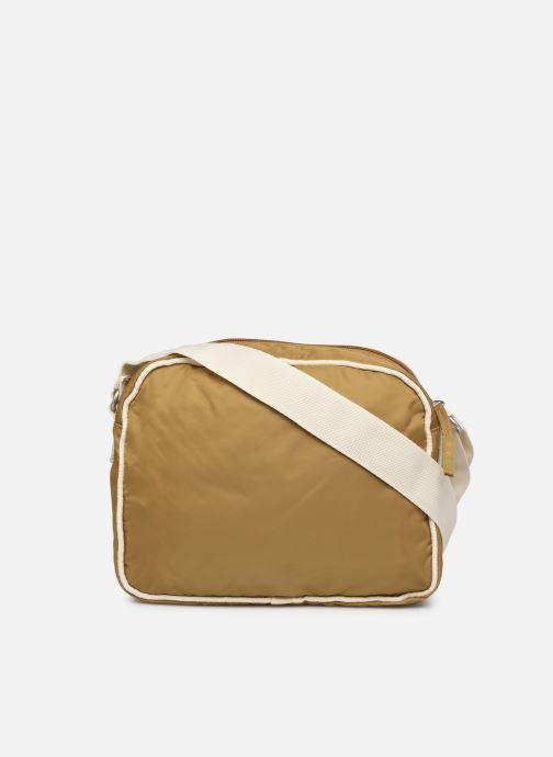 Handtaschen Bensimon Small Besace braun ansicht von vorne