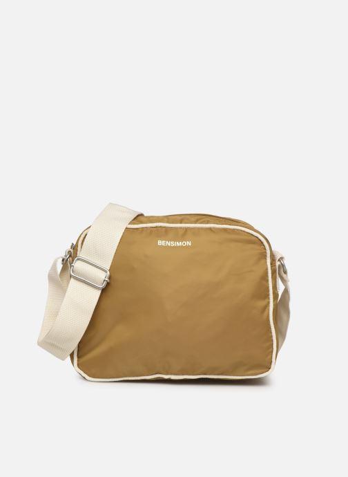 Handtaschen Bensimon Small Besace braun detaillierte ansicht/modell