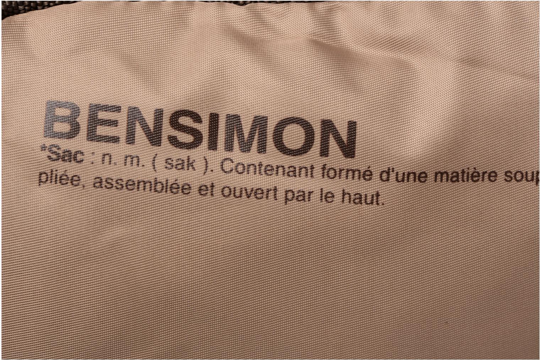 Besace Bensimon Beige Bensimon Small Small q7dwaat