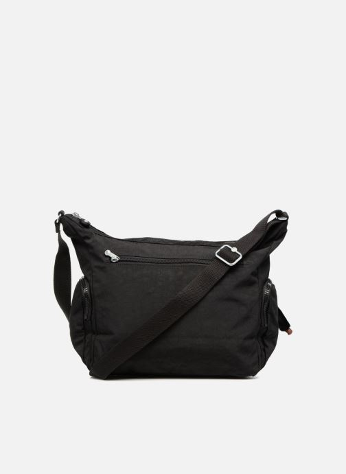 Handtassen kipling Gabbie Zwart voorkant