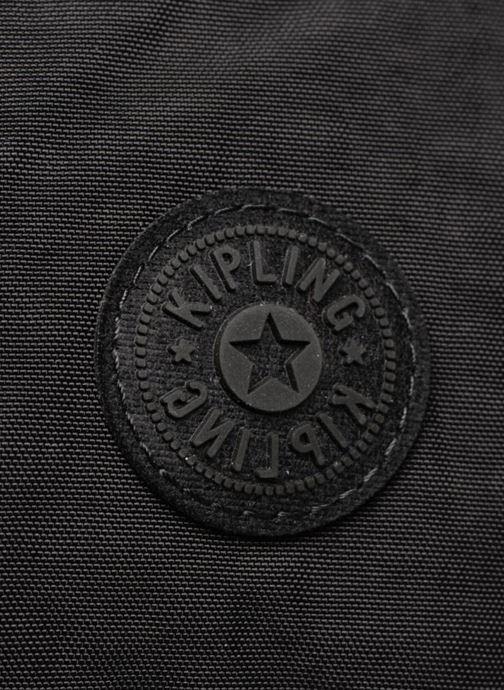 Bolsos de mano Kipling Gabbie Negro vista lateral izquierda