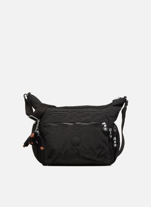 Handtassen kipling Gabbie Zwart detail