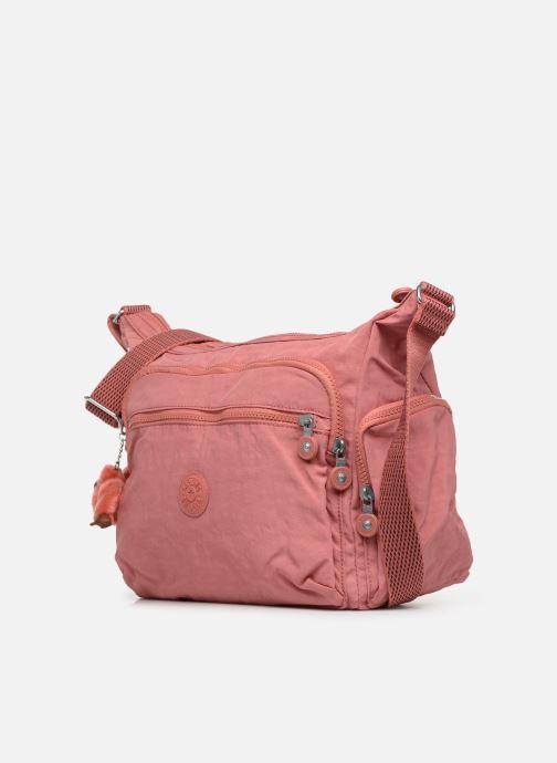 Handtaschen kipling Gabbie rosa schuhe getragen