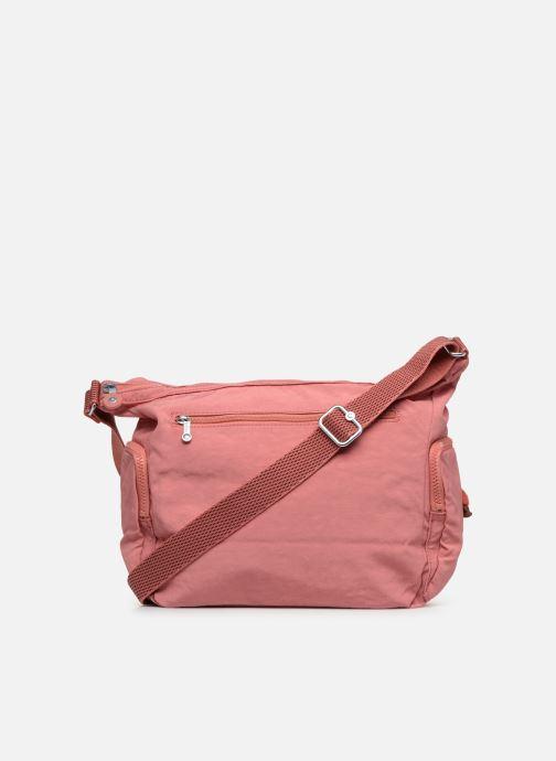 Handtaschen kipling Gabbie rosa ansicht von vorne
