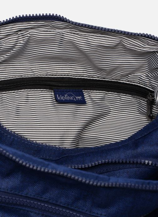 Handtaschen kipling Gabbie blau ansicht von hinten