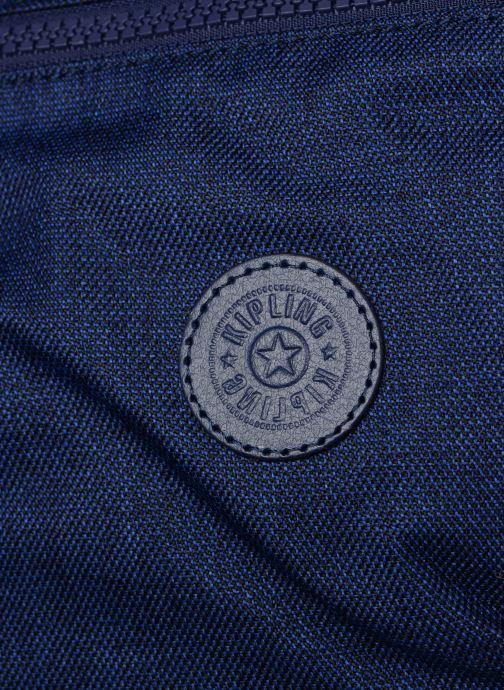 Handtaschen kipling Gabbie blau ansicht von links