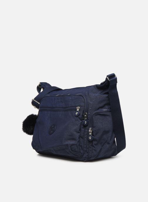 Bolsos de mano Kipling Gabbie Azul vista del modelo
