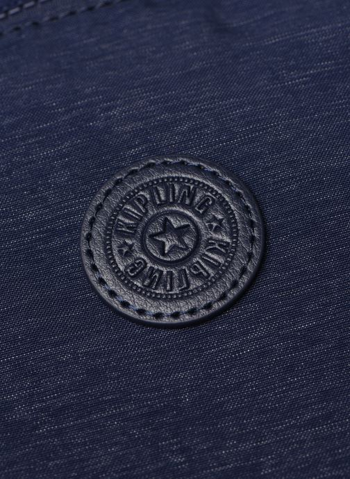 Bolsos de mano Kipling Gabbie Azul vista lateral izquierda