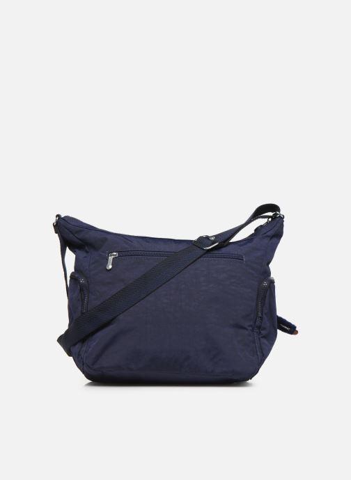 Handtassen kipling Gabbie Blauw voorkant