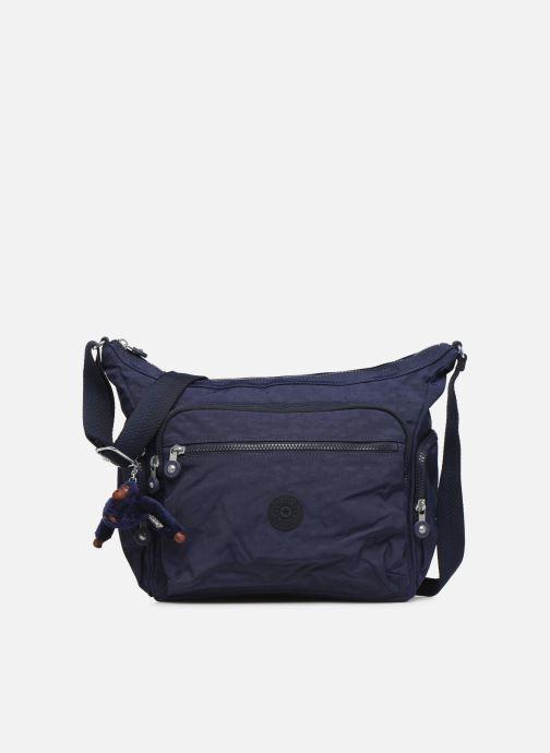 Handtassen kipling Gabbie Blauw detail