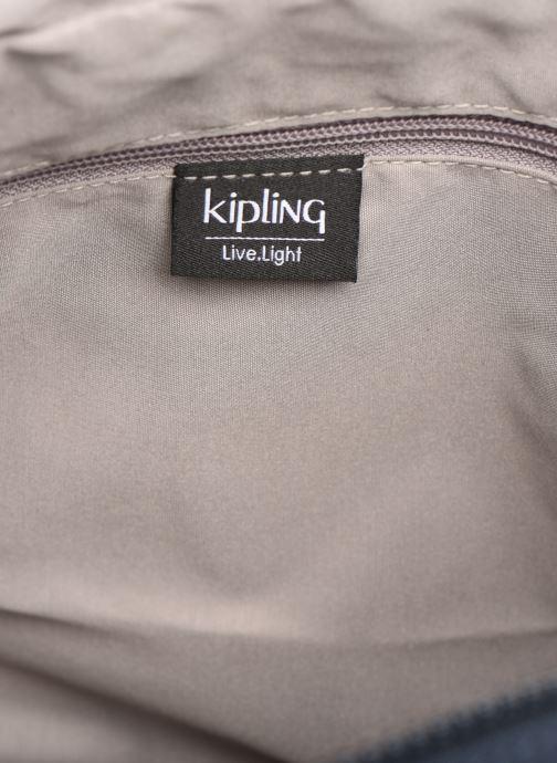 Bolsos de mano Kipling Gabbie Azul vistra trasera