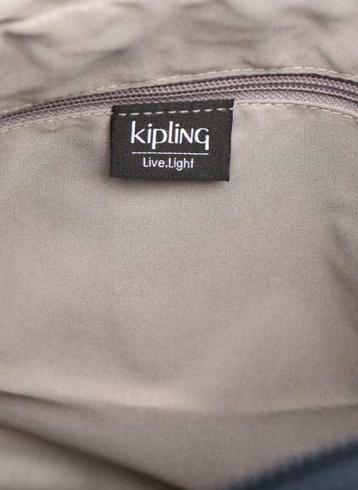 Sacs à main Kipling Gabbie Bleu vue derrière