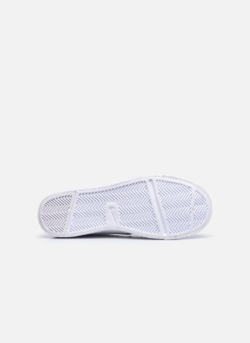 Sneaker Nike Nike Blazer Low (Gs) weiß ansicht von oben