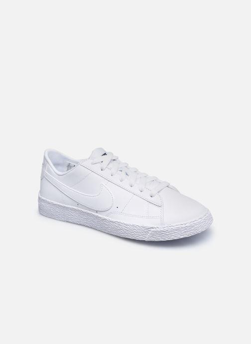 Sneaker Nike Nike Blazer Low (Gs) weiß detaillierte ansicht/modell